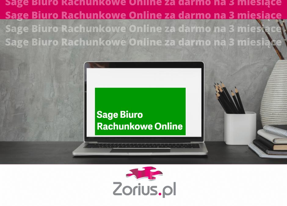 Biuro Rachunkowe Online na 3 miesiące za darmo